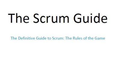 The November 2020 Scrum Guide is out!